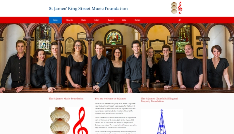 St James King Street Music Foundation
